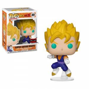 Figurine Dragon Ball Z - Super Saiyan Vegito Exclusive Pop 10cm