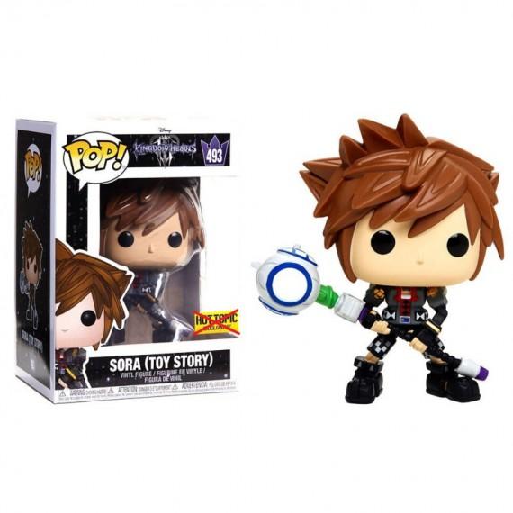 Figurine Kingdom Hearts - Sora (Toy Story) Exclusive Pop 10cm