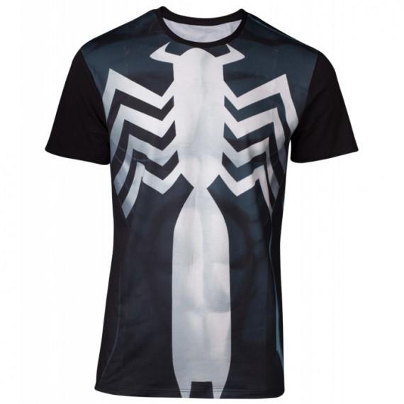 T-shirt Difuzed Marvel Venom