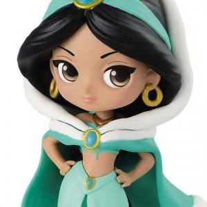 Figurine Q-Posket Disney - Jasmine en hiver