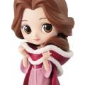 Figurine Q-Posket Disney - Belle en hiver
