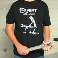 T-shirt humoristique Expert en MégaNique