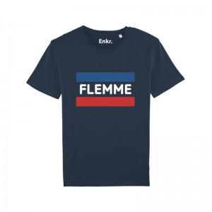 T-shirt - Flemme (pour procrastinateur)