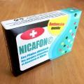 Médicament NICAFON des laboratoires Ginictou