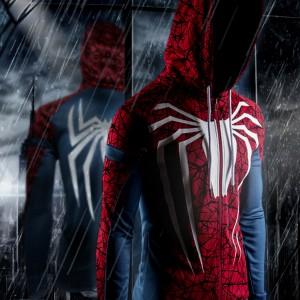 Sweat Marvel Spiderman