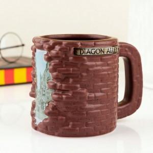 Mug Harry Potter 3D - Chemin de traverse