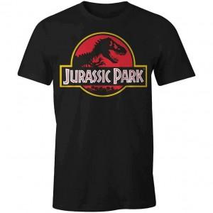 "T-Shirt Unisexe - Jurassic Park ""logo"""