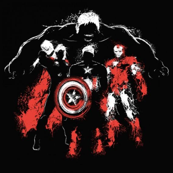 T-shirt Marvel Captain America