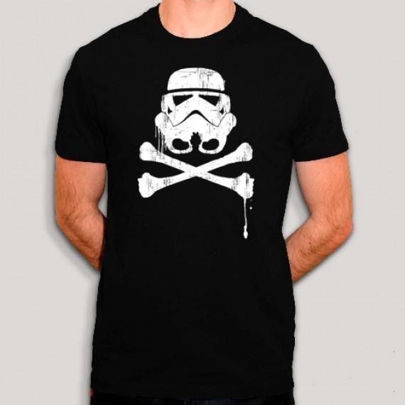 T-shirt Star Wars Stormtrooper Power Leader