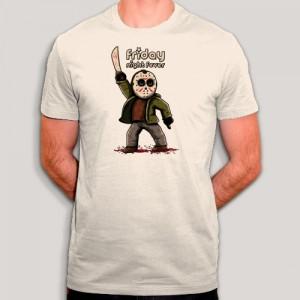 T-shirt - Jason et la fièvre du vendredi soir