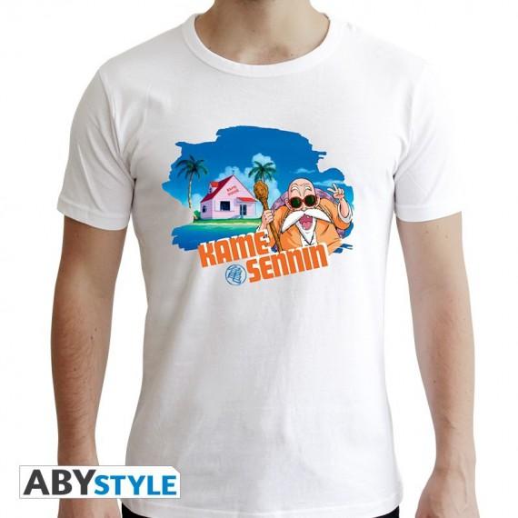 Tshirt Dragon Ball Z Tortue Géniale Kame Sennin