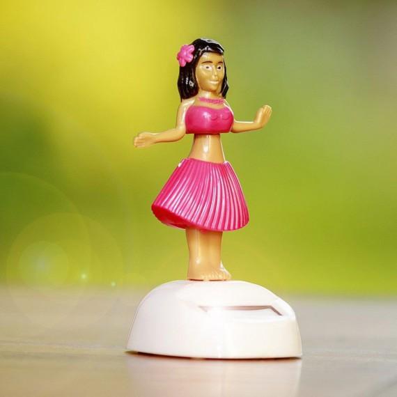 Danseuse Hawaienne Tableau de Bord