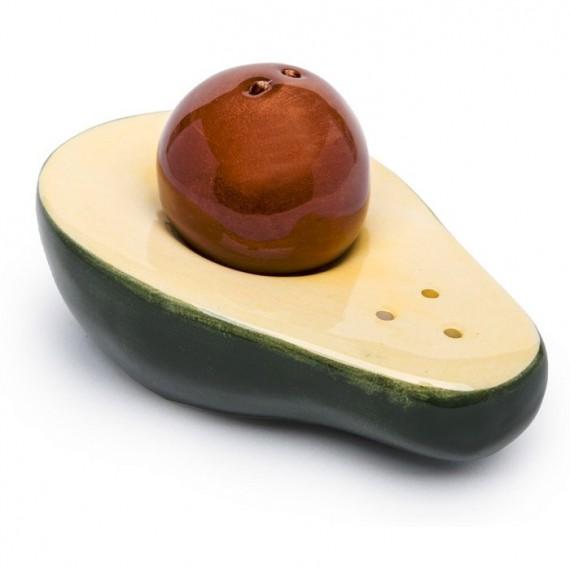 Salière et poivrière Avocat