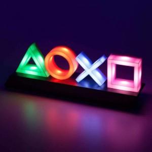 Lampe Sony Playstation - Symboles