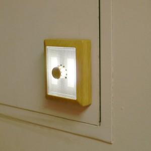La lampe interrupteur magique