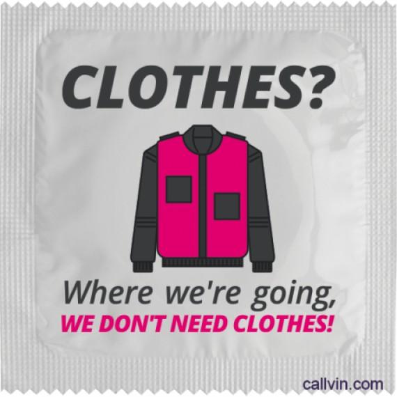 Préservatif - Clothes ?