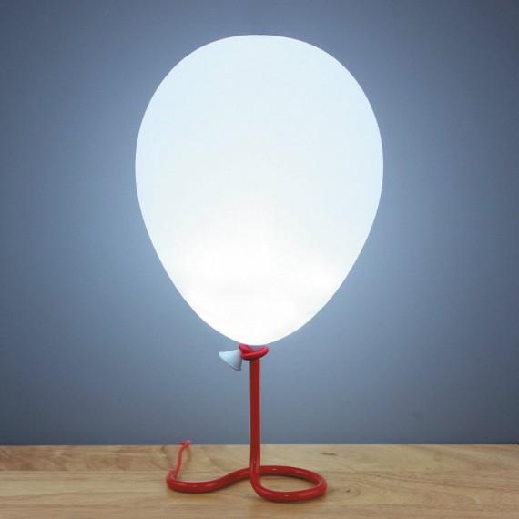 Lampe usb ballon multicolore
