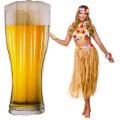 Matelas Gonflable Pinte de Bière XXL