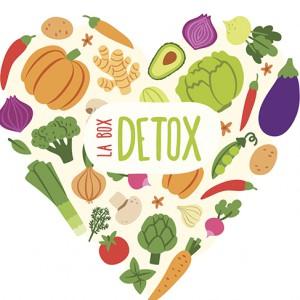 Coffret de jardinage - Box Detox