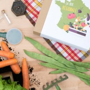Coffret de jardinage - La Ch'ti Box