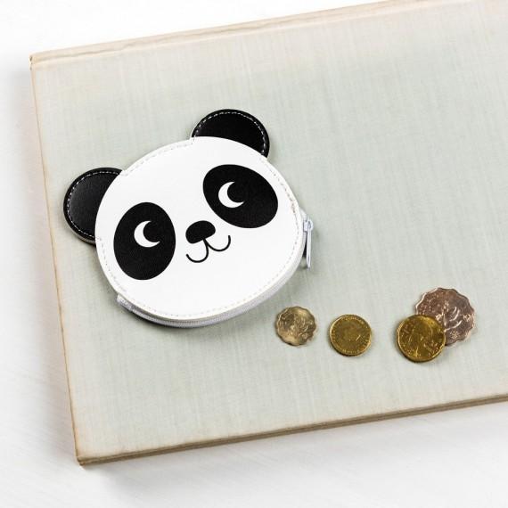 Porte-monnaie panda