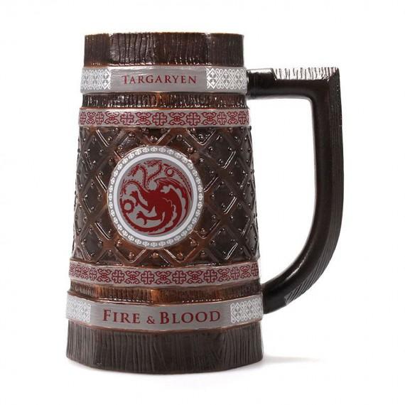 Chope à Bière Game of Thrones Targaryen