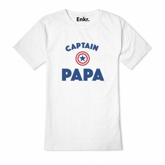 T-shirt homme - Captain Papa
