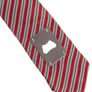 Ouvre bouteille cravate