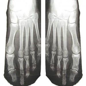 Paire de soquettes rayon X