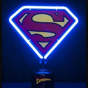 Lampe Néon Superman