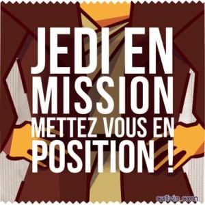 Préservatif - Jedi en mission
