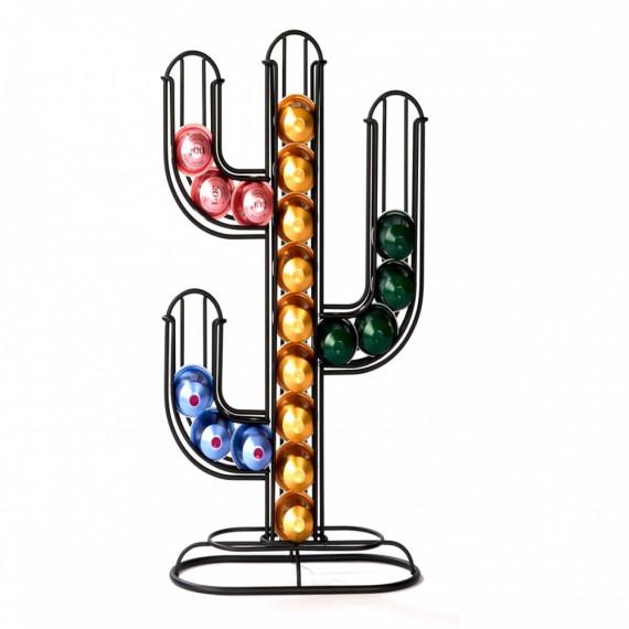 Porte-capsules de café Cactus
