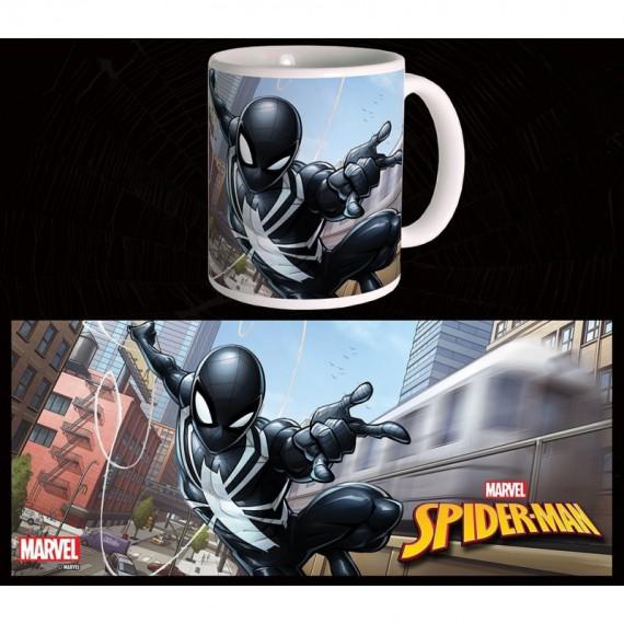 Mug Marvel - Spider-man black suit