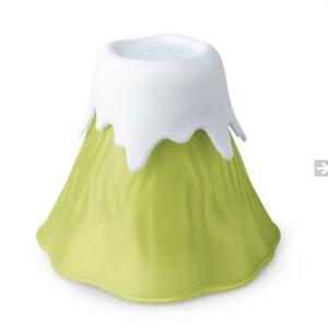 Volcan nettoyeur de micro-ondes