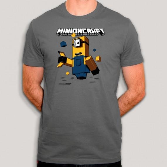 Shirt Moi Moche et Méchant Jaune Minion Jerry
