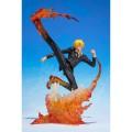 Figurine One Piece - Sanji Diable Jambe Premier Hachis Figuarts Zero 16cm