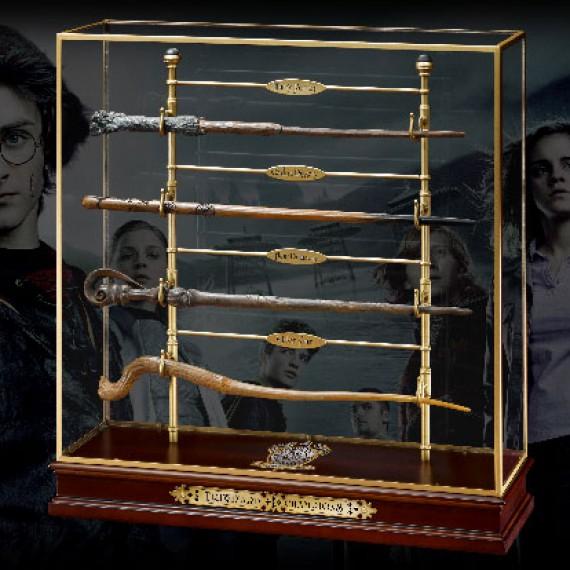 Set baguettes magiques Harry Potter Tournoi des 3 Sorciers
