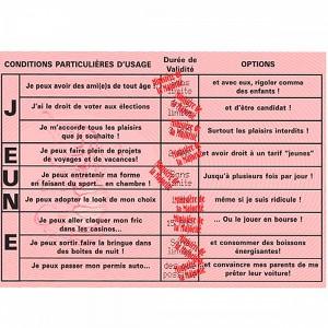 Le permis de la majorité - 18 ans