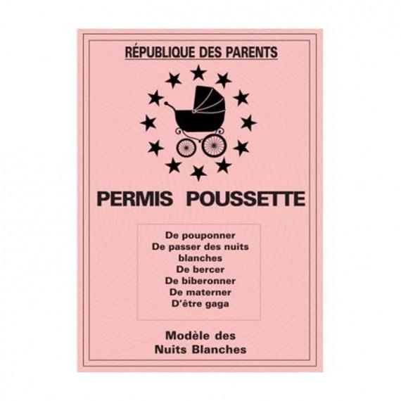 Le permis poussette pour jeunes parents