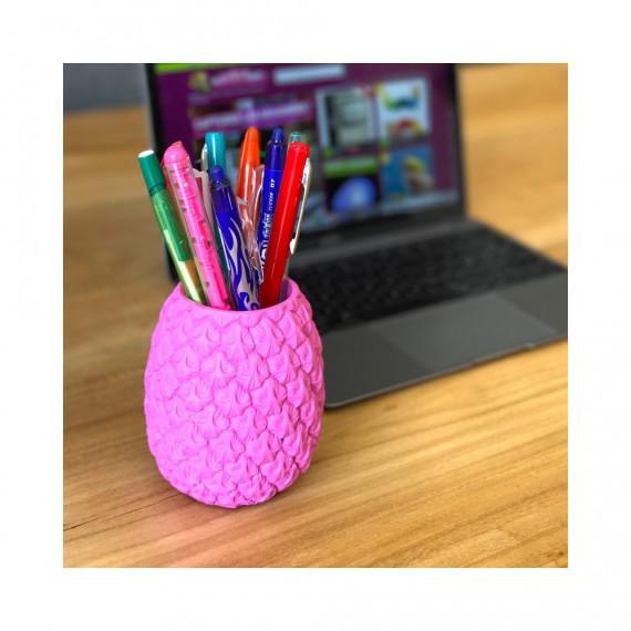 Pot à crayons Ananas