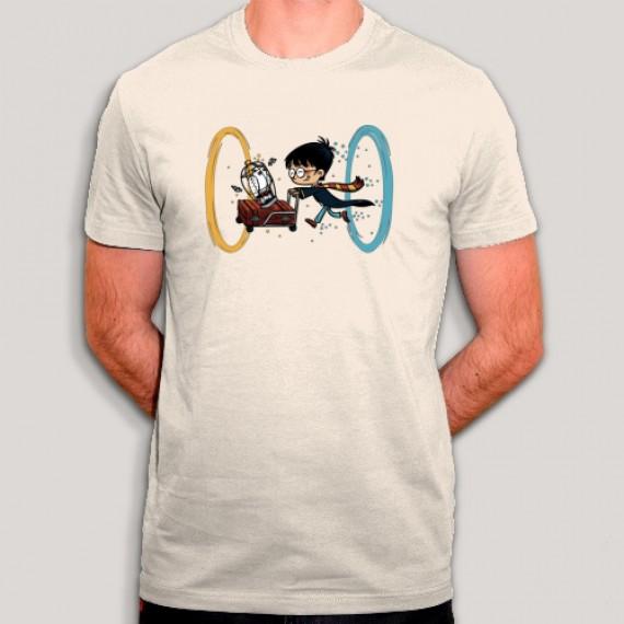 Tshirt Harry Potter & Portal - Harry Portal