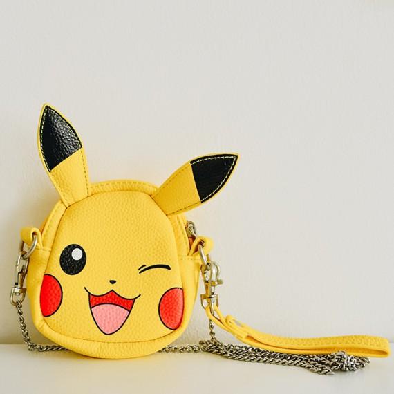 Sac à main Nintendo Pikachu Big Face