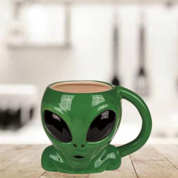 Mug 3D Extraterrestre