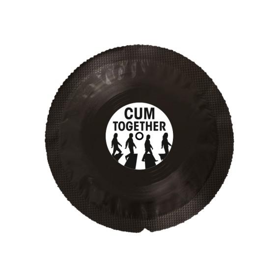 Préservatif Vinyle Cum Together