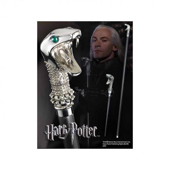 Réplique 1/1 Harry Potter Canne De Lucius Malefoy