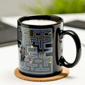 PacMan - Mug thermique labyrinthe