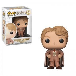 Figurine Harry Potter - Gilderoy Lockhart Pop 10 cm