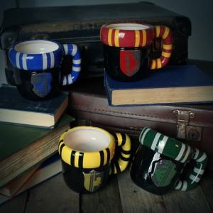 Mug 3D Harry Potter - Echarpe d'écolier