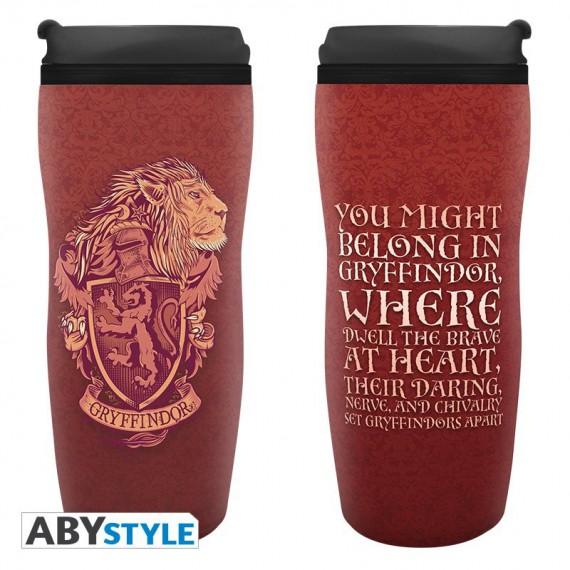 Mug de voyage Harry Potter - Gryffondor