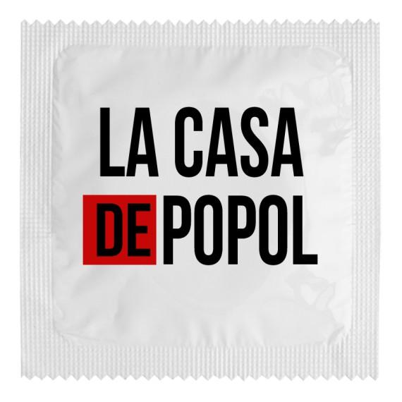 Préservatif - La Casa De Popol